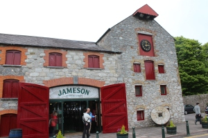 Jameson Distillery in Midleton by Morethanexpat