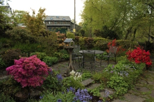 Ben Fold Cottage Garden by morethanexpat