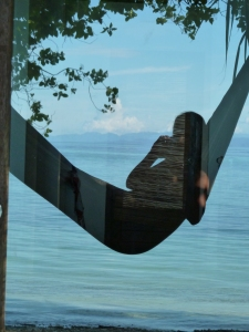 Hammock Silhouette by morethanexpat