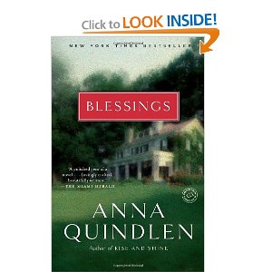 """Blessing"" Book Cover"