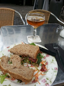 Leisurely Lunch in Antwerp by morethanexpat